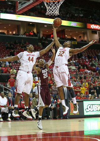 Terps vs UMES - 12/5/12