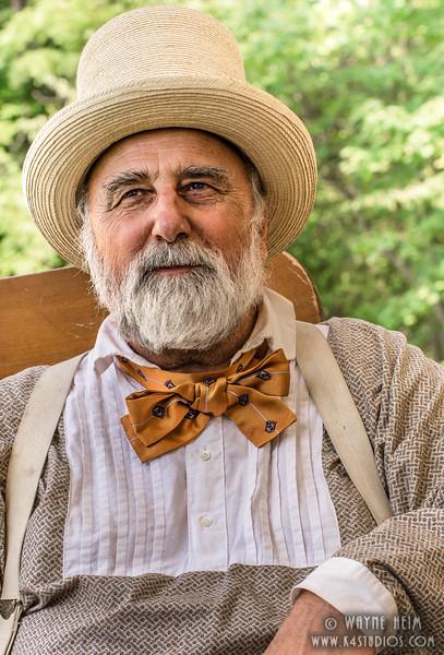 Country Gentleman    Photography by Wayne Heim
