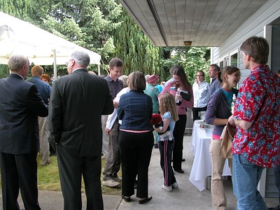2008 Trinity Place Opening