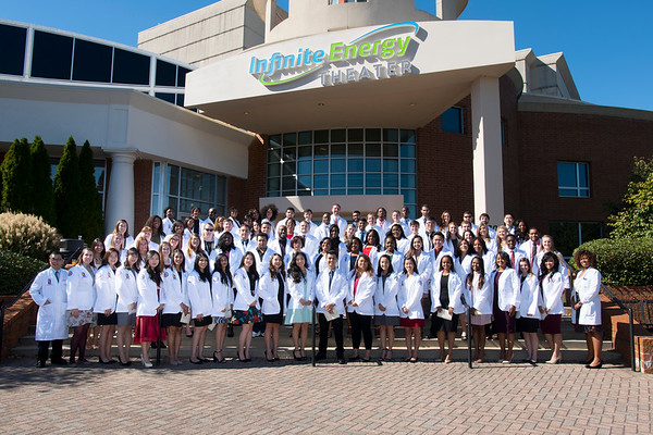 2017  School of Pharmacy White Coat