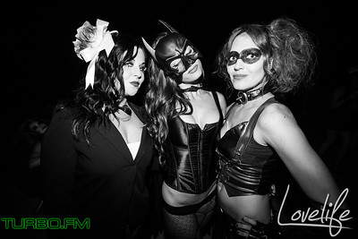 EVOL: A Lovelife Halloween - Afterparty