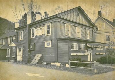 Historic Images of Stockbridge Inns