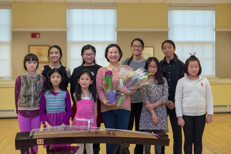 2018-01-13 Winter Guzheng Recital