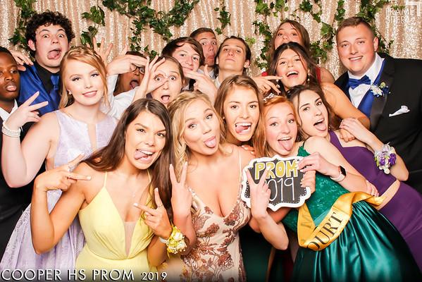Cooper HS Prom 2019