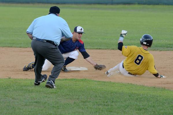 SteepleCats play Holyoke Blue Sox-73113