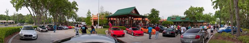 Orlando Cars and Café 04.24.10