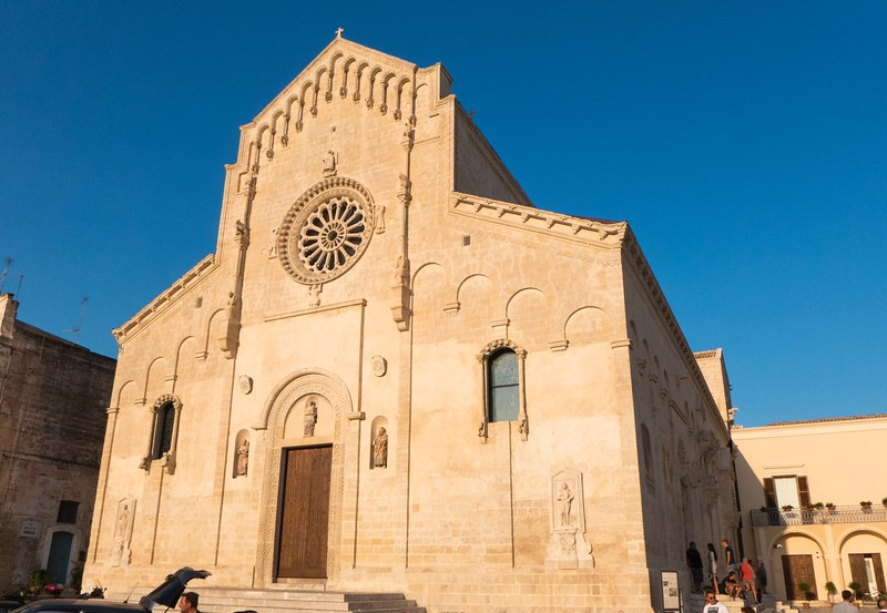 Matera Duomo