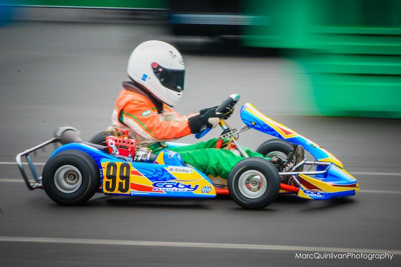 Motorsport Ireland - Round 2 2014 - Whiteriver - Alyx Coby