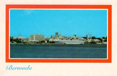 Bermuda With Ships