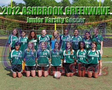 2012 Ashbrook Team Pictures - JV