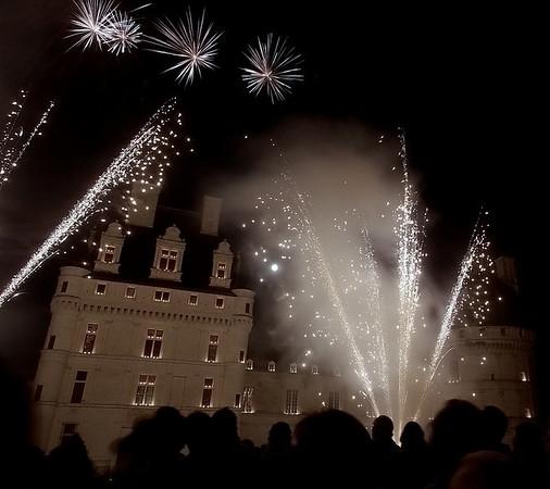 Château de Valençay - Soirée aux chandelles