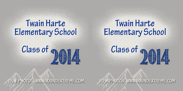 Twain Harte Ele Class of 2014
