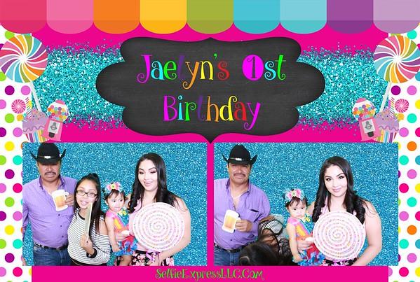 Jaelyn's 1st Birthday
