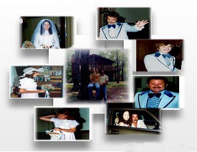 "Bruce & Jacqueline Patten Wedding ""1976"""