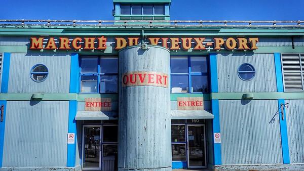 Marché du Vieux Port