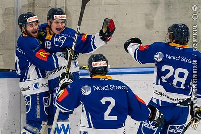 EVZ U20-Elit - HC Lugano
