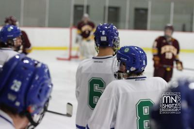 JV Hockey vs Denfield