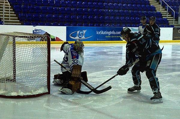 Sheffield Spartans V's Solway Sharks 24-03-23