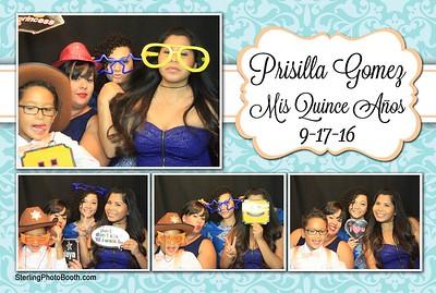 Prisilla's Quince