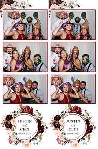 9/4/21 - Justin & Ceci Wedding