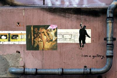 Street Art / Strassenkunst