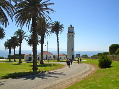 Point Vincente Light House CA open House Oct.2011