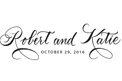 Robert & Katie 10/29/16
