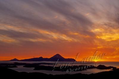 Adak, Alaska Scenery