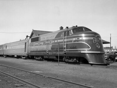 CRI&P—Diesel Locomotives/Trains
