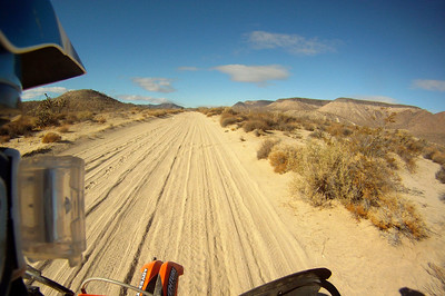 2011 Baja - Day 4 Bay of LA to Catavina