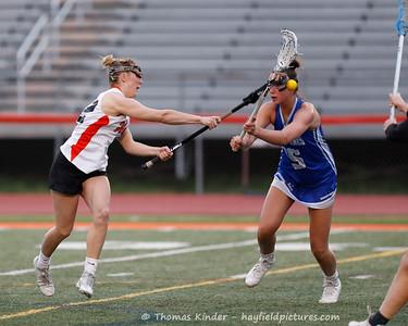 Girls Varsity Lacrosse v West Potomac 4/26/19