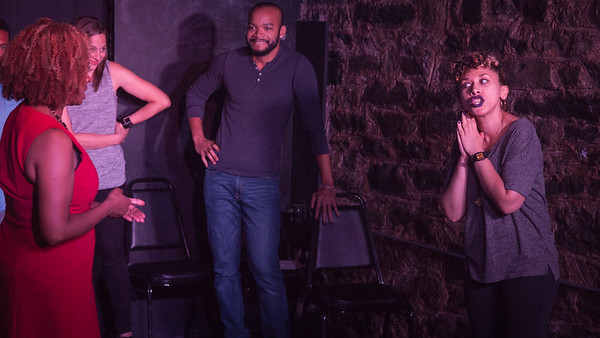 2016/09/16 Comedy People's Time @ The Annoyance Theatre