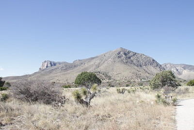 Guadalupe Mountain NP