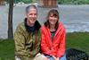 2015-06-06 Hudson River Bridge River Walk V(67) Tony (Dad) Sandy (Mom)