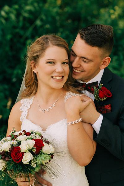 anna & brandon - wedding