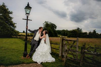 Philip and Jenny's Stylish Branston Hall Summer Wedding