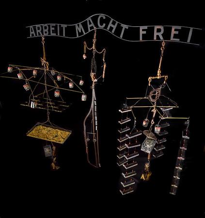 Arbeit Macht Frei — The Selection
