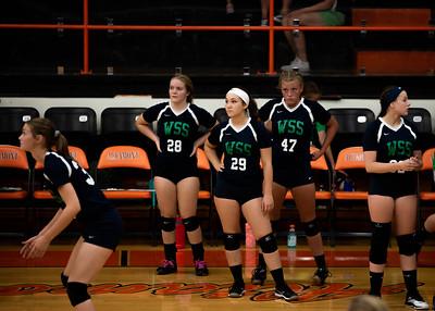 Hatchets Volleyball