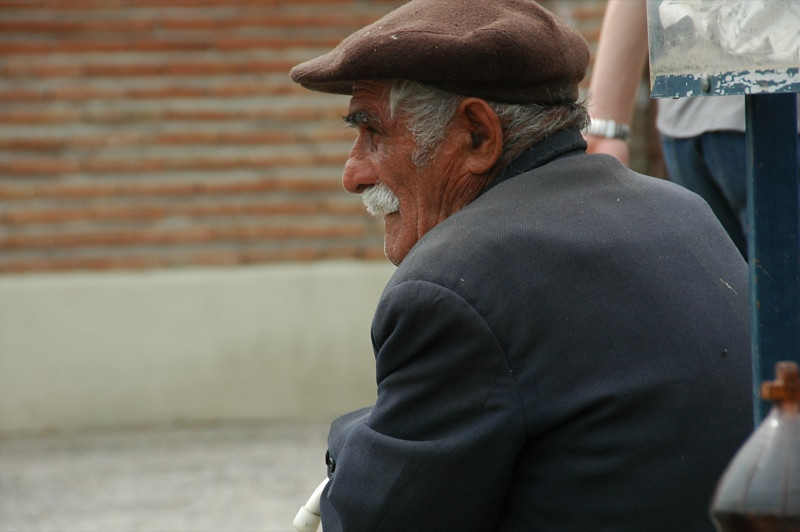 Old Man - Mtskheta, Georgia