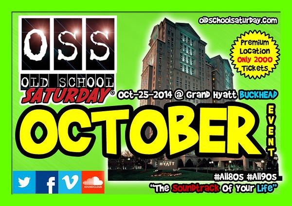 Oct-25-2014 @ Grand Hyatt Buckhead ::: ATL, GA, USA