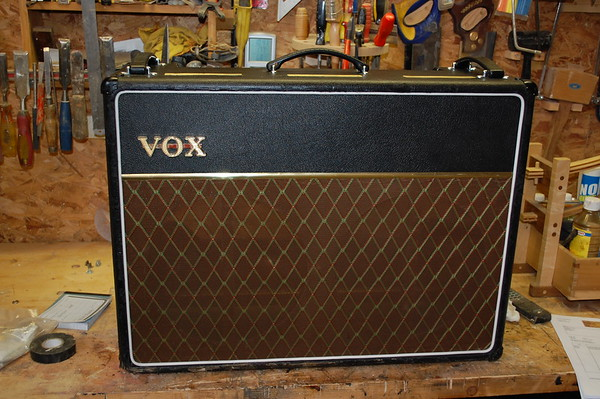 1962 VOX AC30 Repair