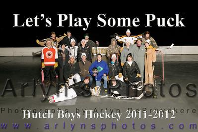 Hutch Boys Hockey Banner