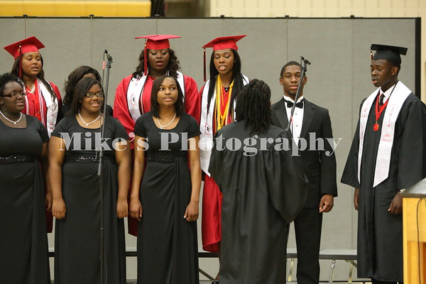 Dollarway Graduation 2014