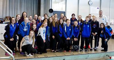 MHS Swim Meet 01-13-18