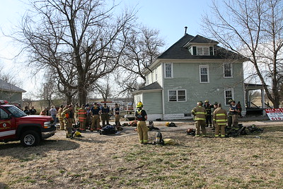 Wichita Sedgwick County Fire Reserves FOOLS Training