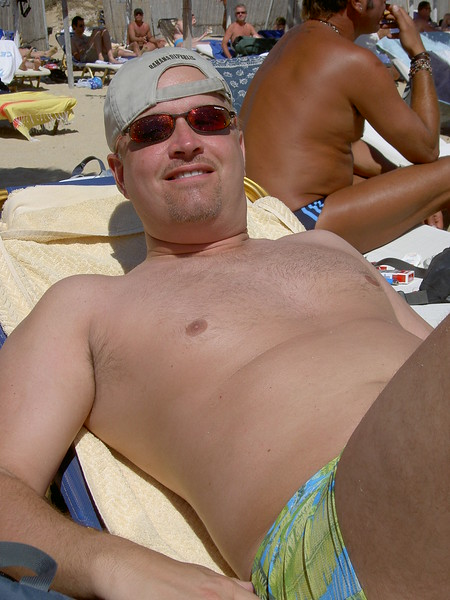 On Elia Beach (Greece)
