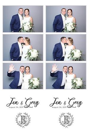 PRINTS - Jen and Greg's Wedding