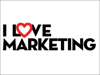 I Love Marketing Man