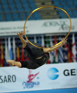Pesaro 2012 - Podium Training