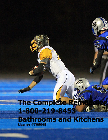 El Cap vs West Hills 9-28-2012